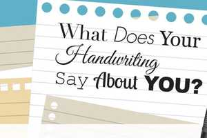 Handwriting Analysis Can Reveal Your Inner Disposition