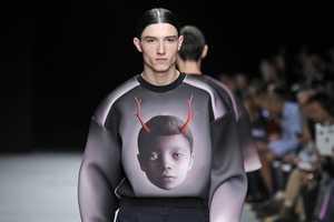 The Juun.J Spring/Summer 2014 Features Children's Faces