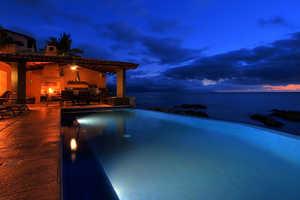 The Casa Caleta is On a Tropical Beach But Has a Quaint Cottage Feel
