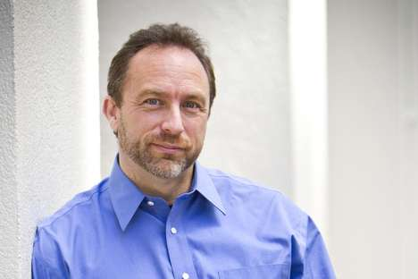 Search Engine Business Models - Jimmy Wales Talks About Advertising in This Business Model Keynote