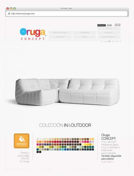 Customize Your Own Sofa