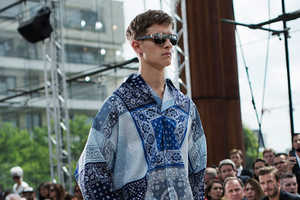 Louis Vuitton's Spring/Summer 2014 Collection Takes American Cues