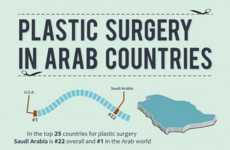Obsessive Cosmetic Surgery Inforgraphics