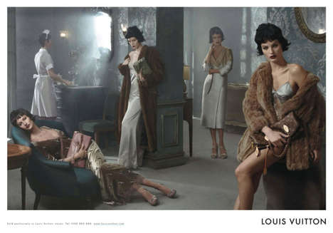 Louis Vuitton Fall 2013 campaign