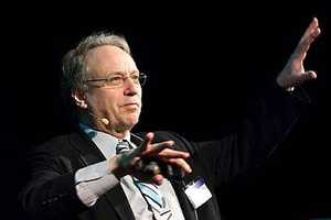 Rodney Brooks' Robotics Keynote Focuses on Workplace Robots