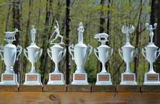 Custom Created Novelty Trophies