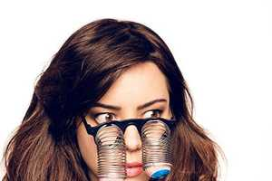 This Editorial Stars Aubrey Plaza from Parks and Recreation