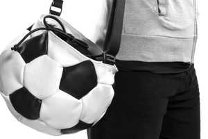 These Functional Ball Bags by Guillem Ferran are Perfect for Athletes