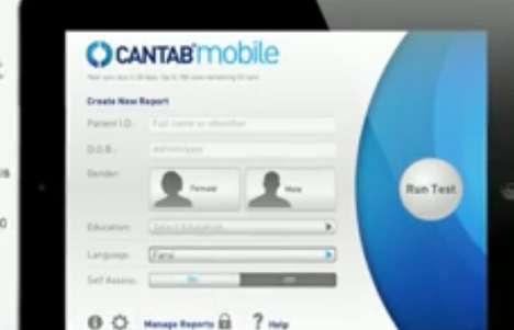 Dementia-Detecting Apps - A New App Helps Doctors Predict Onset Dementia