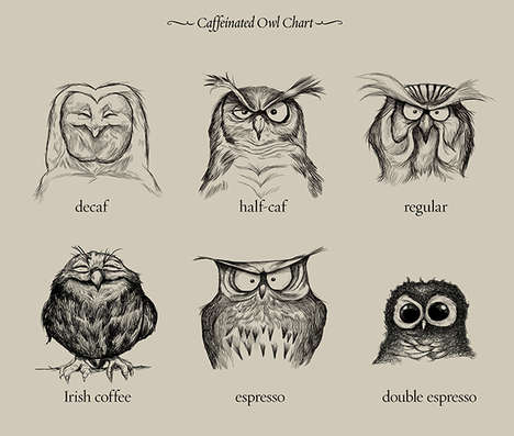 caffeinated owl