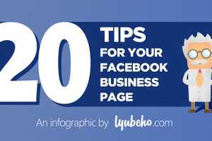 Follow 20 Helpful Hints for a Successful Facebook Business Page