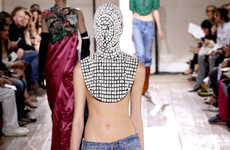 Faceless Haute Couture