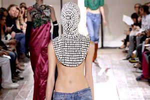 Maison Martin Margiela Gives a Lesson in Faceless Luxury