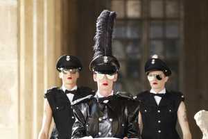 The Thom Browne Spring 2014 Clothing is Less Strict Than it Seems