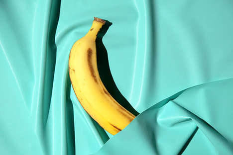 Sensual Produce Photography - Rude Fruit by Katy Pople is Shot for Bompas and Parr's Upcoming Book