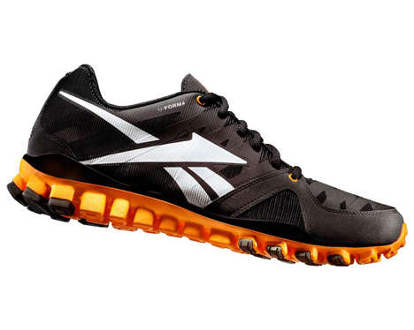 Shape-Shifting Athletic Shoes