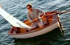DIY Boat-Building Sets