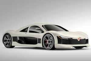 The Minerva J.M. Brabazon is a Hybrid That can Hit 248 Mph