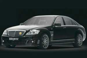 The Brabus 60 S Dragon Edition is a China Exclusive