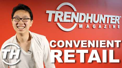 Convenient Retail - Trend Hunter Alex Lam Discusses Retail Apps and Pokemon Training