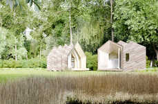 The Hermit Houses Offer a Remarkable Way to Enjoy Nature