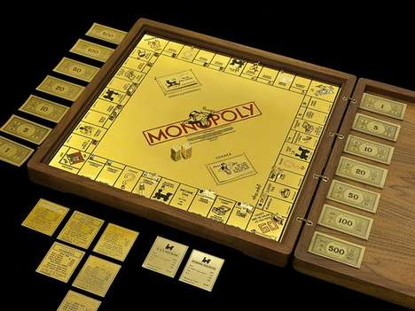 bizarre Board games