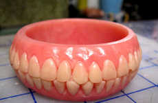 Denture-Inspired Accessories