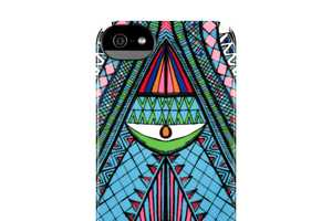 Mara Hoffman's Inspired iPhone Cases are Psychadelic