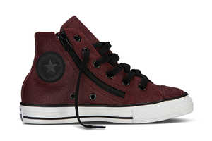 The Chuck Taylor All Star Rock Craftsmanship Collection is Understated
