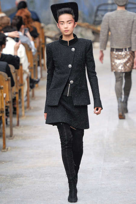 Chanel Fall Winter 2013
