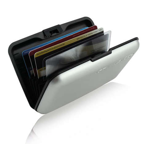 Anti-Wireless Theft Wallets - The Pocket Vault Stops RFID Cards From Being Hacked or Stolen