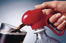 The Fizz Keeper Soda Dispenser Stops a Bottle of Pop From Going Flat
