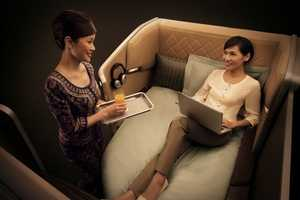 BMW First Class Creates a Phenomenally Ostentatious Way to Fly