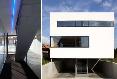 Irregular Architecture Designs
