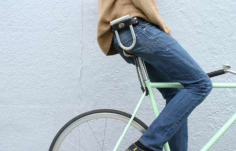 Mission Bicycle U-Lock Holster