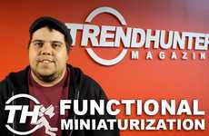 Functional Miniaturization - Video Editor Rick Ponte Discusses Some Sick Stop Motion Action Movies