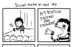 Satirically Honest Internet Cartoons