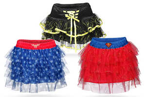 These Superhero Tutus are Perfect for Both Little and Big Superwomen