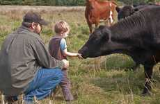 Meat CSAs - Field Sparrow Farms Offers a Mix of GMO-Free Meat, Beef and Chicken
