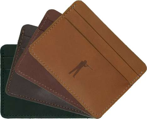 Seriously Thin Wallets - Ball and Buck Set Out to Create the Perfect Wallet