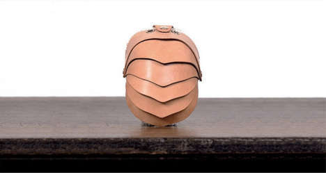 Bug-Like Handbags - This Tiny Bug Bag is Designed to Store Just the Essentials