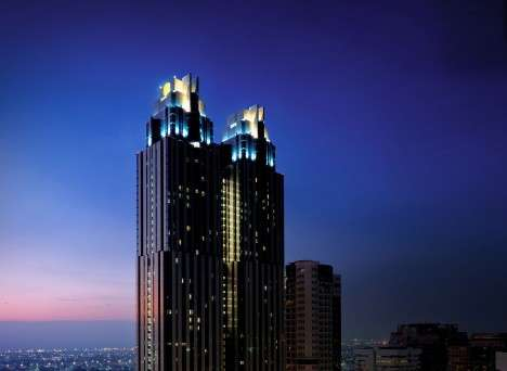 Celebratory Price-Slashed Suites - The Shangri-La Hotel in Dubai Charged Three Dollars for Its Rooms