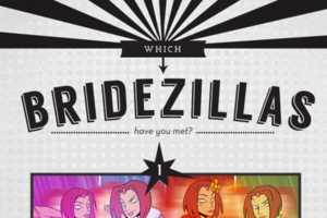 This Infographic Explains Wedding Planner Bridezilla Types