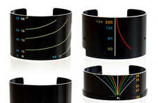 Cunning Camera-Part Bracelets