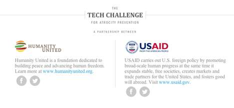 Social Enterprise Competitions - The Tech Challenge for Atrocity Prevention Finds Leaders