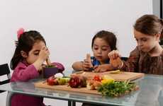 Nutrition-Boosting Kitchen Tools - 'Chewp' Teaches Children About Nutrition & Healthy Lifestyles