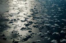 Sea-Like Cloud Photography