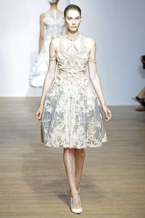 Yiqing Yin Fall Couture 2013