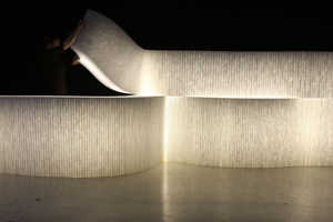 This Flexible Modular System Diffuses Subtle Light
