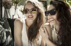 Summery-Chic Wooden Shades